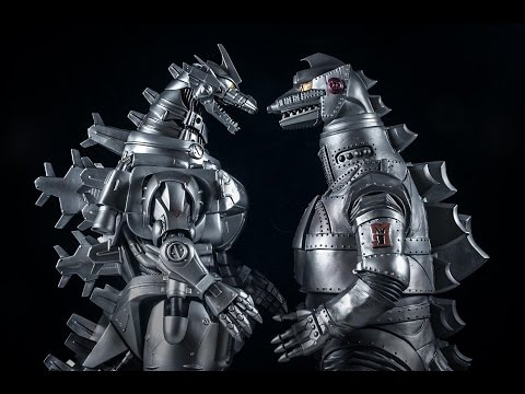 Versus! Kiryu Vs. Showa Mechagodzilla