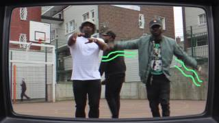 GaniyuTLG - Dont Look Outside Ft. HUVA X CHILI (Music Video)