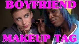 Tyler Oakley Boyfriend Does My Makeup