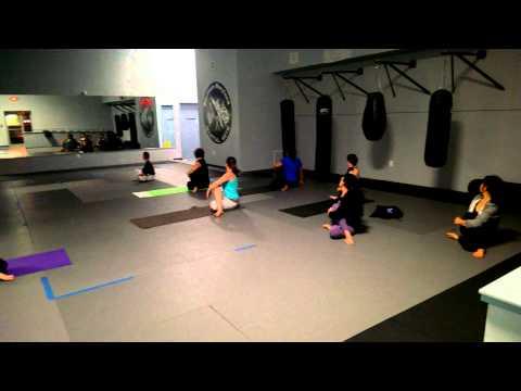 Yoga March 2014
