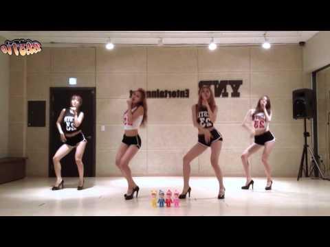 serie hot girl Hàn nhảy cover