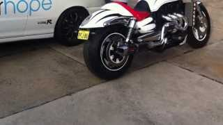6. Triumph Rocket 3 exhaust sound file