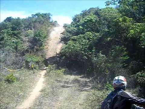 Trilha de Moto Aracaju Coruripe 23 03 14