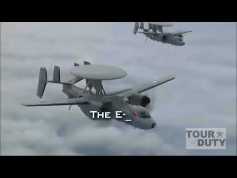 The primary role of the E-2C Hawkeye...
