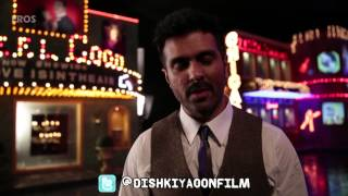 "Harman Baweja invites you to follow ""Dishkiyaoon"" on Twitter"