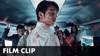 TRAIN TO BUSAN - Zombies on train clip - In cinemas now