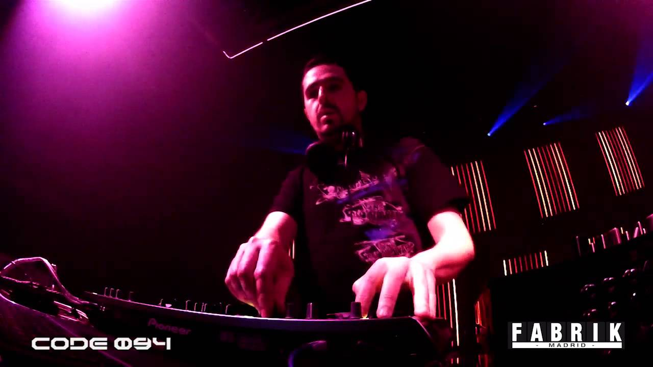 Dj Nuke - Live @ Fabrik Madrid, Code 094, God save the Queens 2014