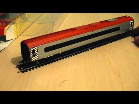 Hornby R4274C Virgin Trains Pendolino Standard Open Carriage (OO Gauge) Review