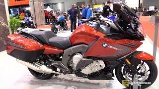 6. 2015 BMW K1600GT - Walkaround - 2015 Salon Moto de Quebec