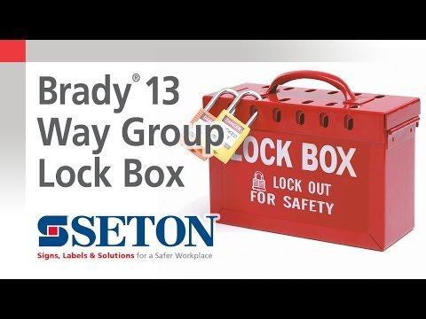 Group Lockbox