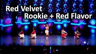 [MKDC Juniors] Red Velvet (레드벨벳) - Rookie (루키) & Red Flavor (빨간맛) Dance Cover Performance | 4K