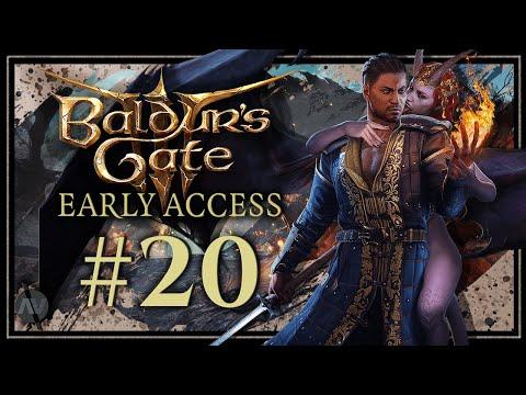Followers of Tyr | Episode 20 Baldur's Gate 3 Early Access Walkthrough | Tiefling Fighter