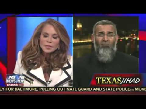 Hannity And Pamela Geller Battle Anjem Choudary Who Says Geller Should Be Put To Death