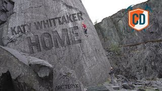Katy Whittaker: North Wales, My Home | Climbing Daily Ep.1280 by EpicTV Climbing Daily