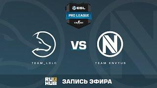 Team_LDLC vs. Team EnVyUs - ESL Pro League S5 - de_nuke [Enkanis, yxo]