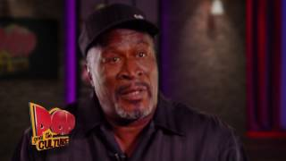 John Amos Talks About His Career (Part 1)