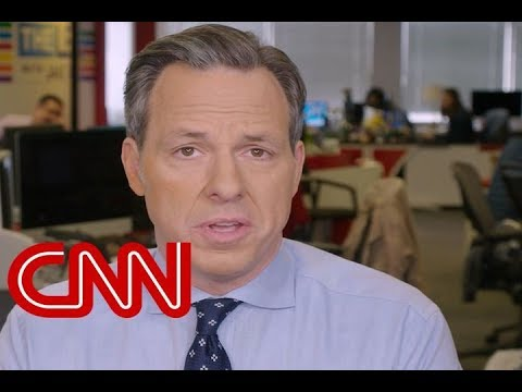 Jake Tapper fact-checks VP on election interference (видео)