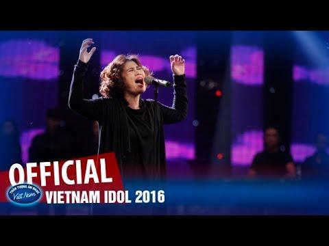 GIỌT SƯƠNG TRÊN MI MẮT - THẢO NHI - VIETNAM IDOL 2016 GALA 5