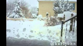 Shepherdstown (WV) United States  City pictures : Snowzilla 2016 in Shepherdstown, WV - Time Lapse