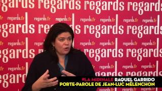 """Video Raquel Garrido : """"Hamon pourrait entrer dans l'histoire autrement que par un faible score du PS"""" MP3, 3GP, MP4, WEBM, AVI, FLV Mei 2017"""