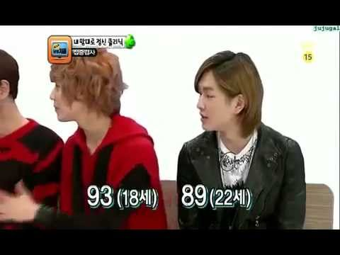 The Gag Show with SHINee♥ ep2/6 [Eng]