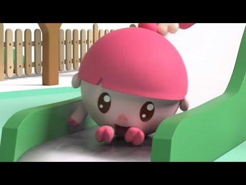 Малышарики - «Тик-Так» - Развивающие мультики песенки для малышей - DomaVideo.Ru