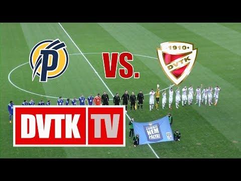 10. forduló: PAFC - DVTK 0-1 (0-1)