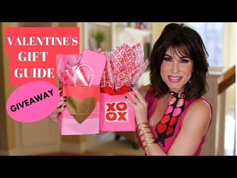 Valentines Day Gift Guide + Giveaway