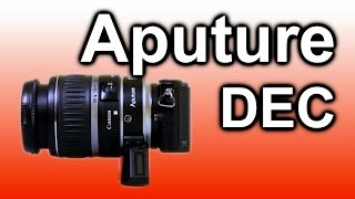 Reviewing the DEC from Aputure, a lens adapter which connects Canon EF lenses onto either micro four-thirds or Sony E-mount cameras (depending on which version of the DEC you buy), and then provides wireless remote control of the focus and iris.If you would like to buy the DEC after watching this review, please consider using our Amazon links as we get a small commission which keeps our reviews coming:http://amzn.to/1LJK0vpFollow us on Twitter, Instagram & Facebook!http://www.twitter.com/tubeshootermaghttp://www.instagram.com/tubeshootermaghttp://www.facebook.com/tubeshootermag