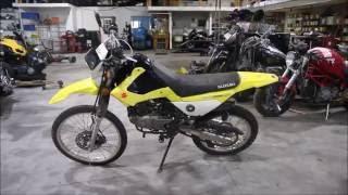 5. 2015 Suzuki DR 200S Used Parts