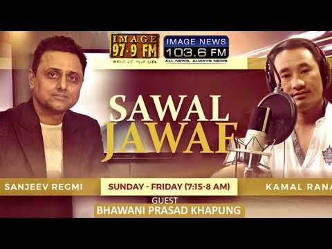 (Sawal Jawaf with Bhawani Prasad Khapung -  Magh 8 - Duration: 35 minutes.)