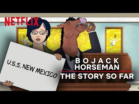 Bojack Horseman   The Story So Far