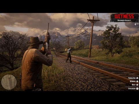 Red Dead Redemption 2 - Gameplay Reaction & Breakdown!