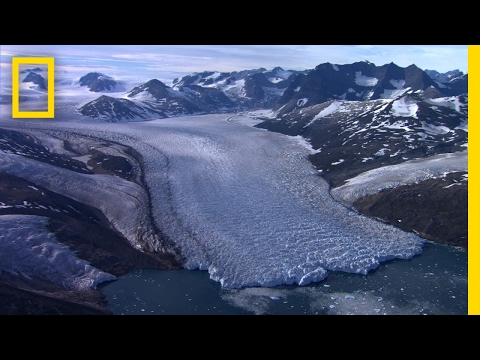 Explorers See Greenland's Glaciers Like Never Before | National Geographic