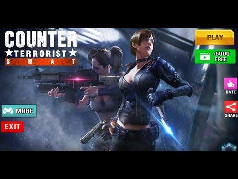 《反恐堡侵略者:CS射擊》手機遊戲玩法與攻略教學!