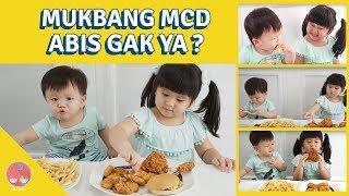 Video First MUKBANG McDonald - abis gak yah? MP3, 3GP, MP4, WEBM, AVI, FLV Januari 2019