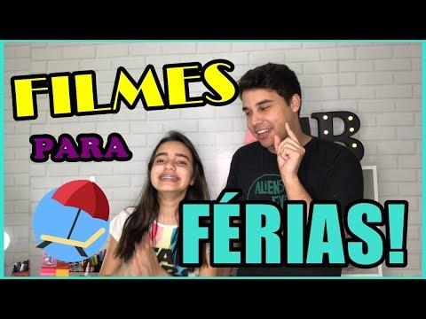 FILMES PARA AS FÉRIAS ft Luan Fernandes