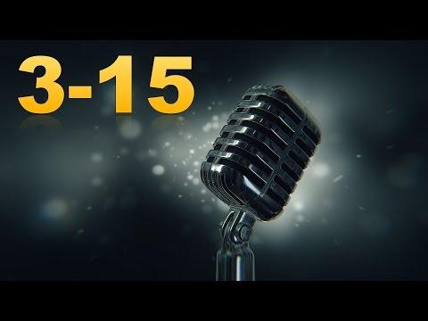 Уроки по Blender. Урок 3-15. Моделирование ретро микрофона. Материал, свет, render Cycles