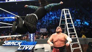 Nonton Jeff Hardy   Rusev Vs  Shinsuke Nakamura   Samoa Joe  Smackdown Live  Dec  11  2018 Film Subtitle Indonesia Streaming Movie Download