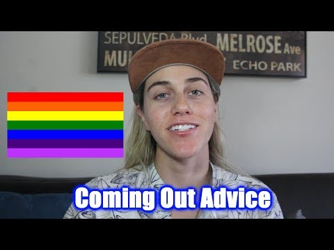 National Coming Out Day Advice 2017