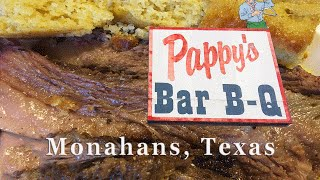 Monahans (TX) United States  city photos gallery : Pappy's BBQ Monahans, Texas