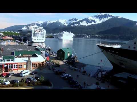 NCL Pearl Alaskan Cruise