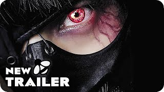 Nonton Tokyo Ghoul Trailer  2017  Live Action Movie Film Subtitle Indonesia Streaming Movie Download