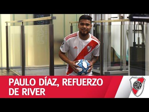 Paulo Díaz ya está en la casa del Más Grande