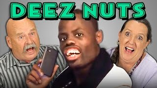 Video Elders React to Deez Nuts Vine Compilation MP3, 3GP, MP4, WEBM, AVI, FLV Maret 2018