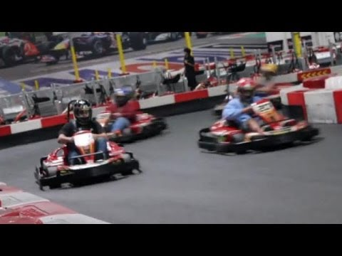 K1 Speed Go Kart Racing School with Patricio Jourdain