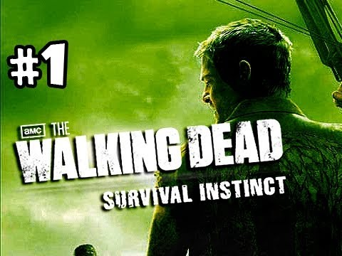 I NEED A NEW PLAN - The Walking Dead: Survival Instinct w/ Nova Ep.1 Video