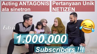 Download Video MENJAWAB PERTANYAAN NETIZEN MP3 3GP MP4