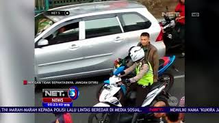 Video Tidak Terima Diperingatkan, Anggota TNI Memukul Polisi - NET5 MP3, 3GP, MP4, WEBM, AVI, FLV September 2018