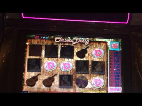 Dolly Parton Slot Machine Bonus Free Spins - Big Win!!!